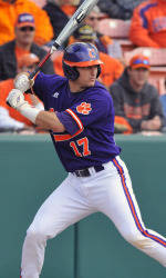 Tiger Baseball Team to Play Host to USC Upstate Wednesday Night