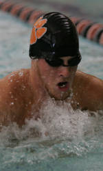 Men's Swimming Completes Day Three at ACC Meet