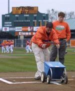 Clemson Grounds Crew Wins 2004 ABCA/Turface Field Maintenance Award