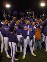 Webcasts Available for Clemson-Texas Tech Baseball Series