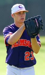 Tiger Baseball Team to Face Furman at Fluor Field in Greenville Wednesday