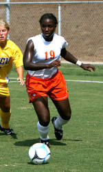 Clemson Women's Soccer Team to Face UNC Asheville Sunday Afternoon at Home
