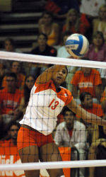 Tigers Notch Fifth Straight ACC Win With 3-0 Victory Over Maryland On Sunday