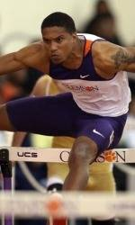 Adams, Edgerson Named ACC Performers of the Week for Indoor Track & Field