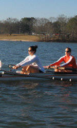 Rowing to Compete in Windermere Crew Classic