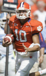 Clemson Holds Football Scrimmage