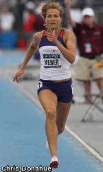 Track & Field Program Produces 10 First-Team All-Americans