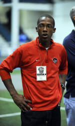 Mario Wilson Named Assistant Coach for Clemson Track & Field