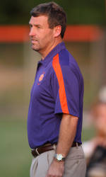 Clemson Men's Soccer to Conduct Coaches' Clinic on October 21