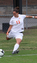 Clemson Women's Soccer Team to Face Northeastern and FAU in Athens, GA this Weekend
