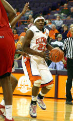 Lady Tigers To Begin Play At 2008 ACC Tournament
