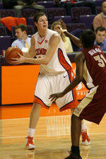 Clemson Drops 71-62 Decision To Tennessee Tech In Home Opener Friday Night