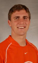 Vickery Hall Men's Student-Athlete of the Week – Greg Eckhardt