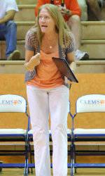 Tiger Volleyball Set to Hold Orange and White on Friday