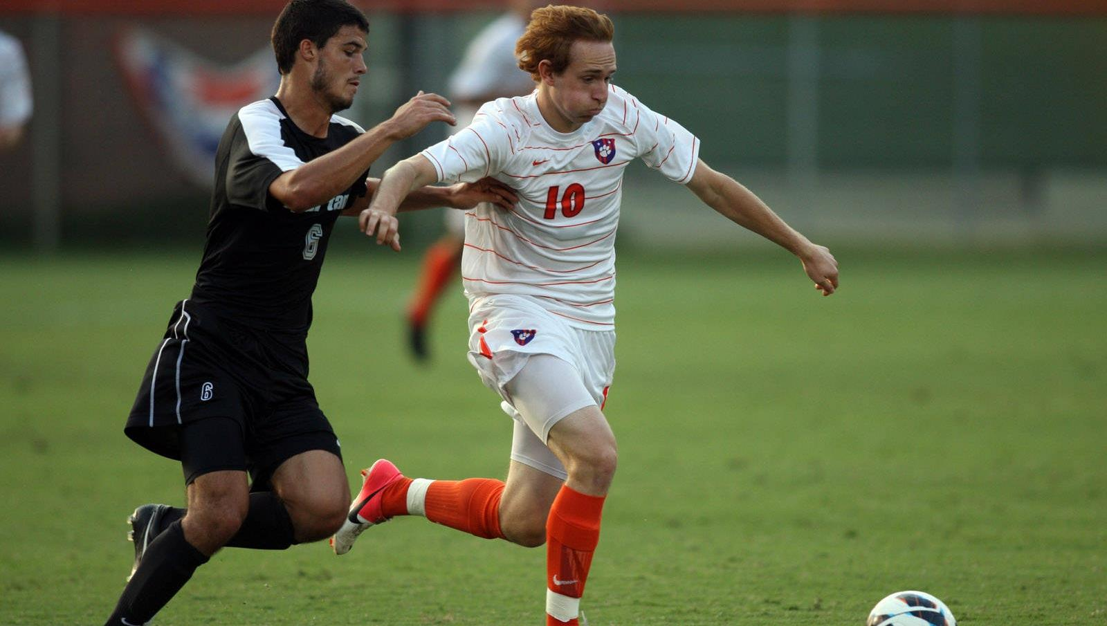 Clemson Defeats USC Upstate 1-0 in Season Opener