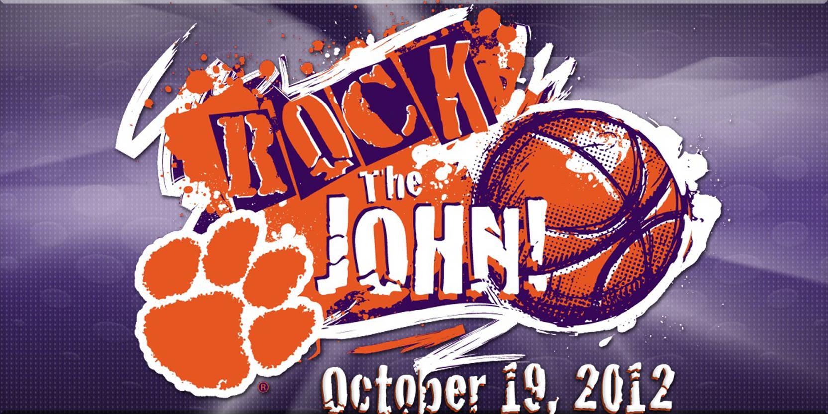 Tip Off the 2012-13 Basketball Season with Rock the 'John