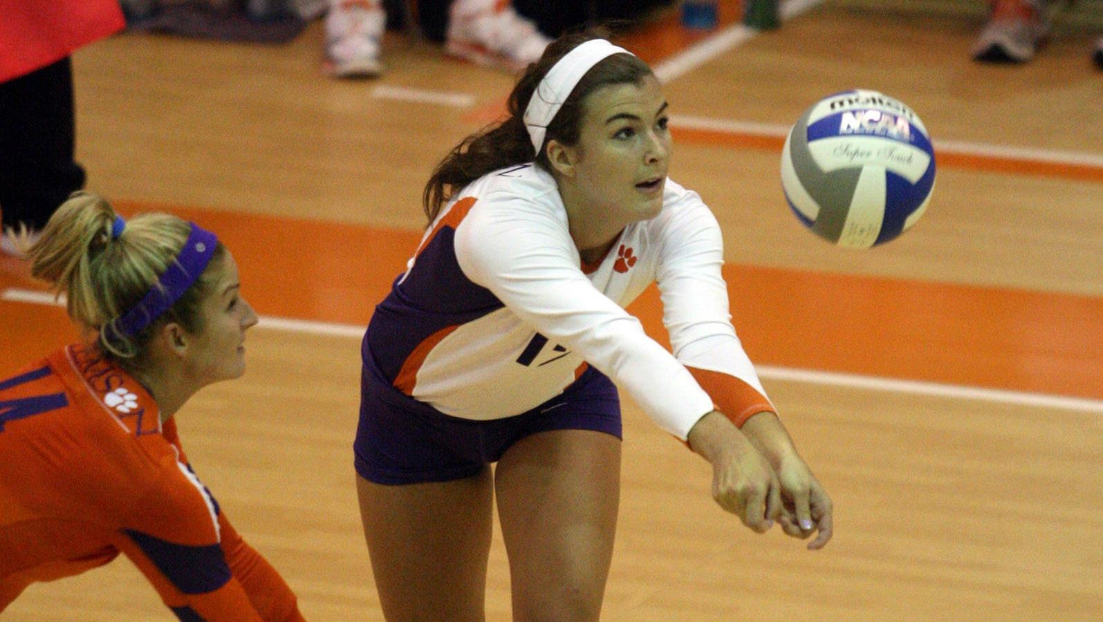 Volleyball Takes on Slovenia in Exhibition Tuesday