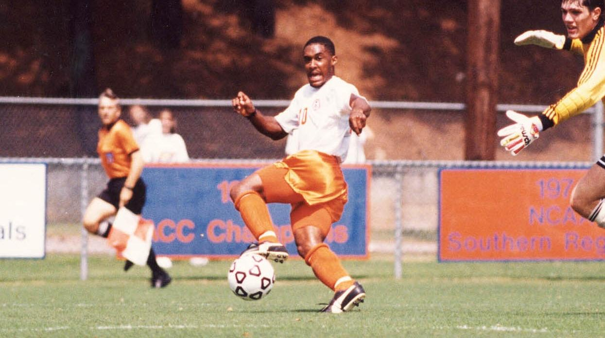 Former Clemson Soccer Great Wolde Harris Will Receive Clemson Degree Friday