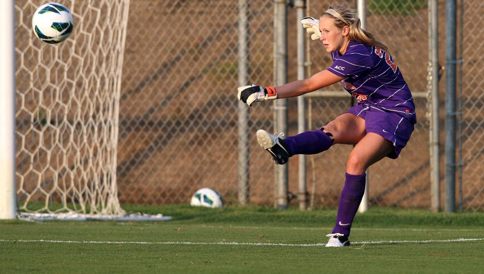 Clemson Women's Soccer Team to Face Furman on the Road Friday