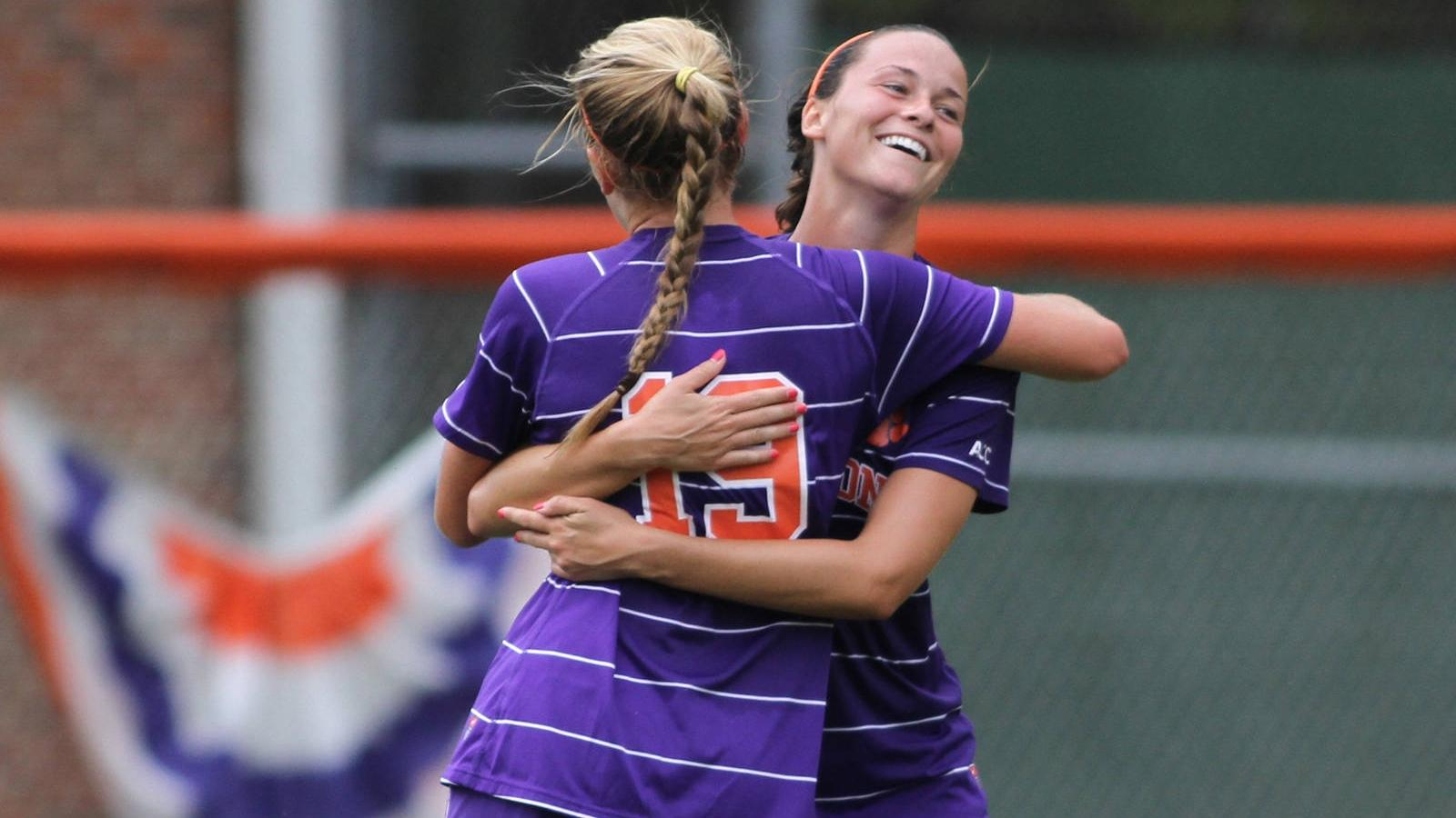 ClemsonTigers.com Exclusive: Dobberstein Embraces Role of Tone-Setter