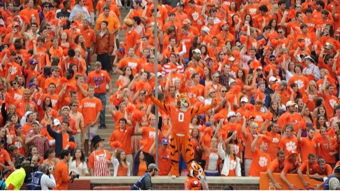 Clemson Student Away Football Game Tickets On Sale Friday at 8 AM