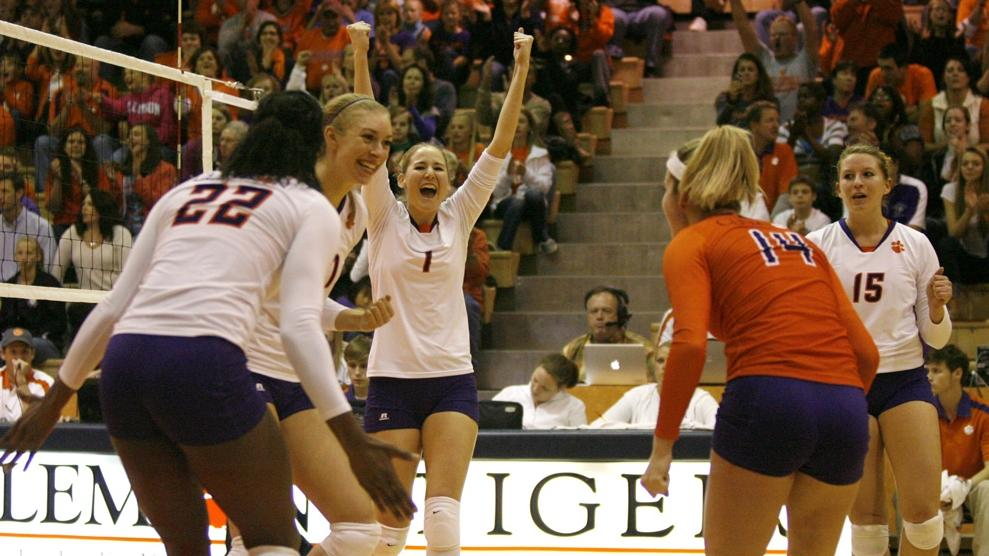 Volleyball Picked 3rd by ACC Coaches