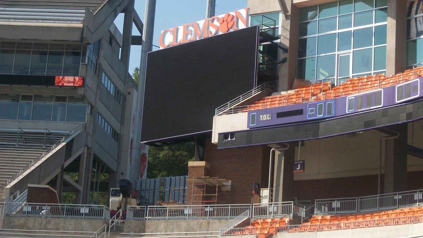 New Photos Added to Football Video Board Gallery
