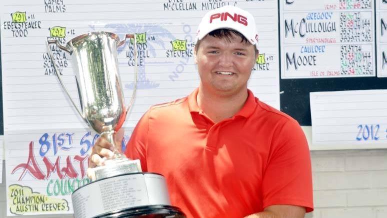 Proveaux Wins South Carolina Amateur