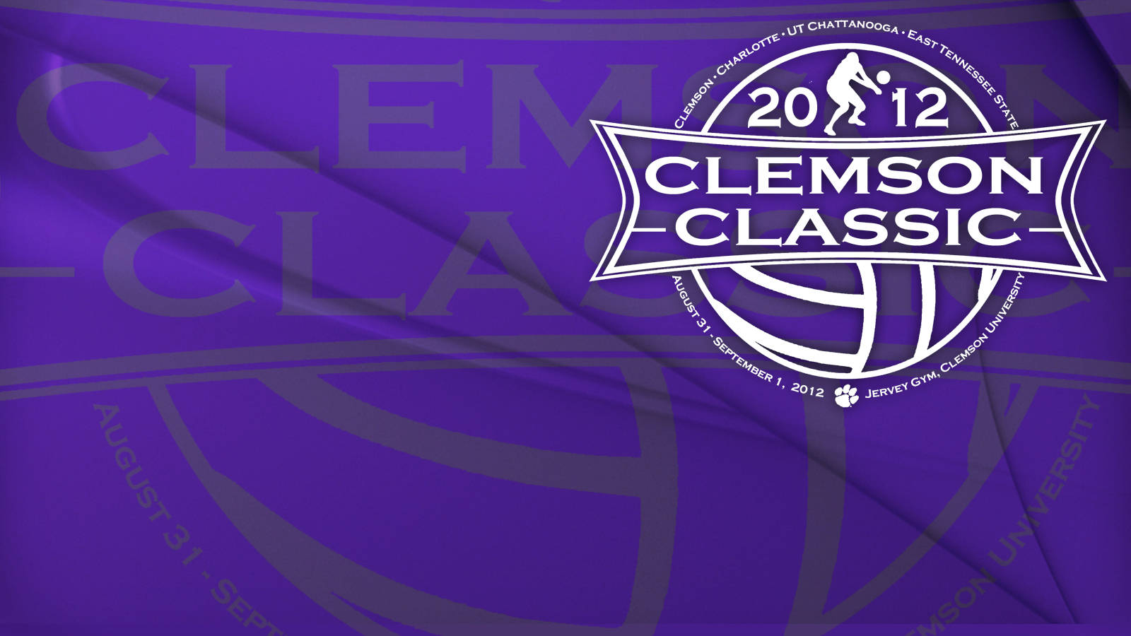 Volleyball to Host Clemson Classic this Weekend
