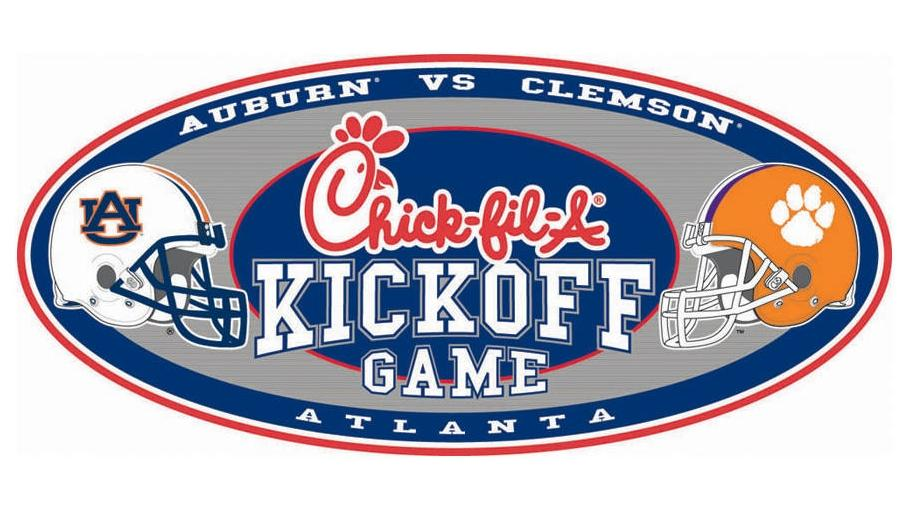 Clemson Tiger Spirit Day at Chick-fil-A on Saturday, August 25