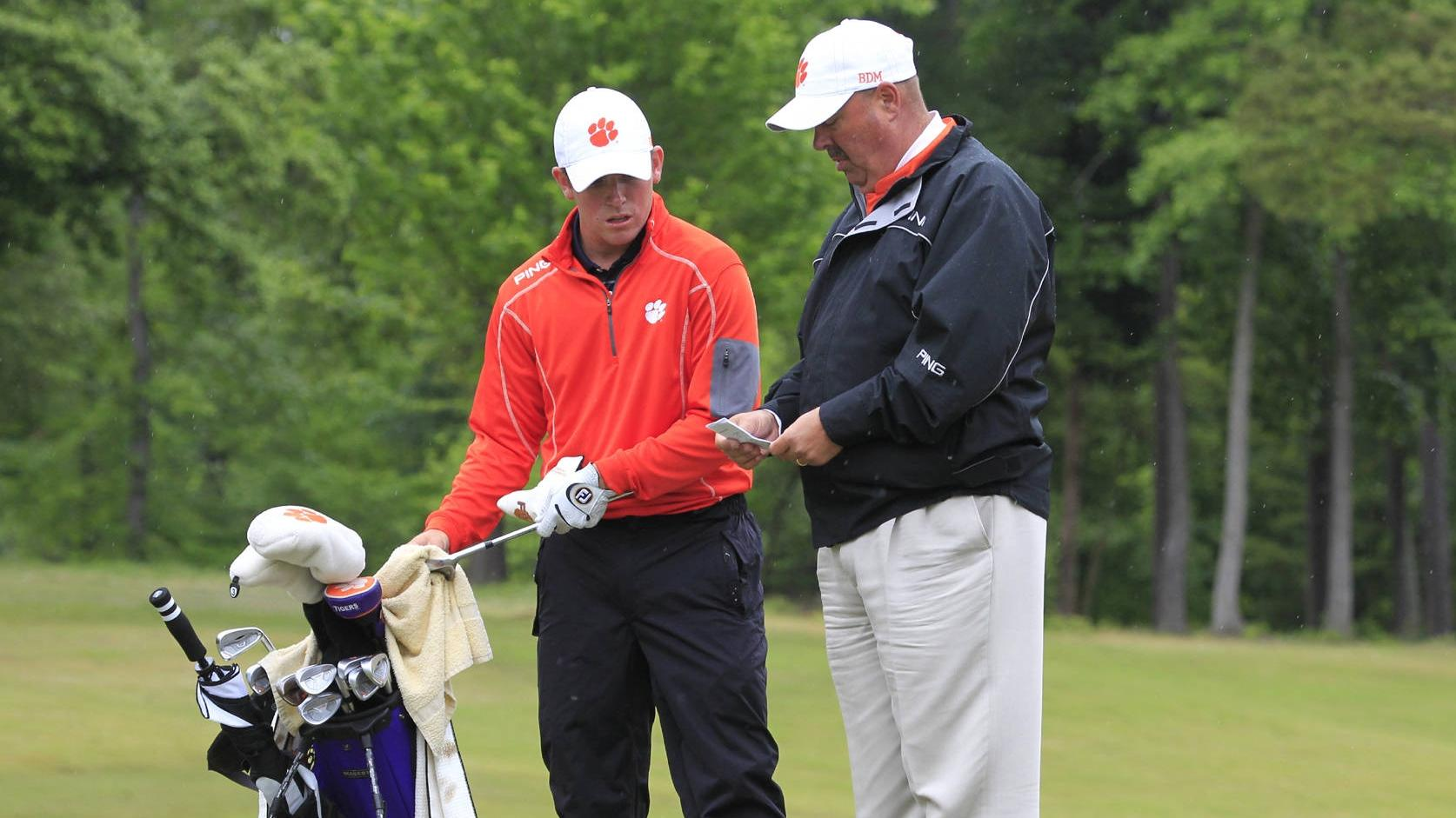 Crawford Reeves Fires Opening Round 64 at South Carolina Amateur