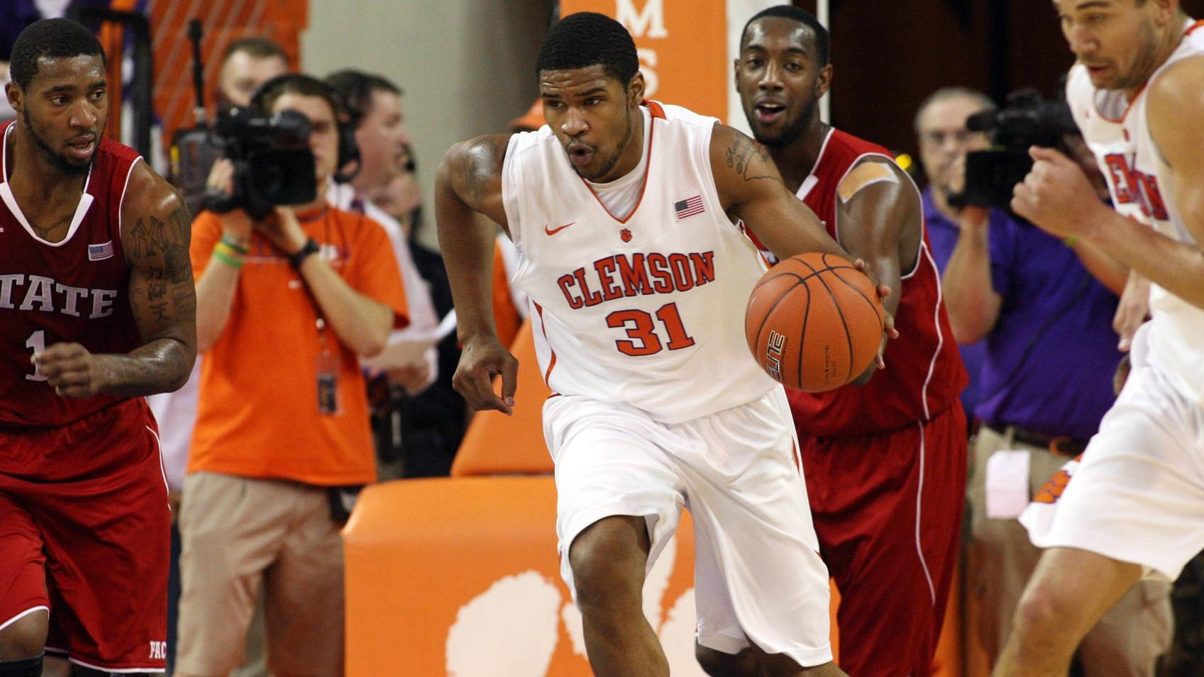 Clemson Announces 2012-13 Men's Basketball Conference Game Schedule