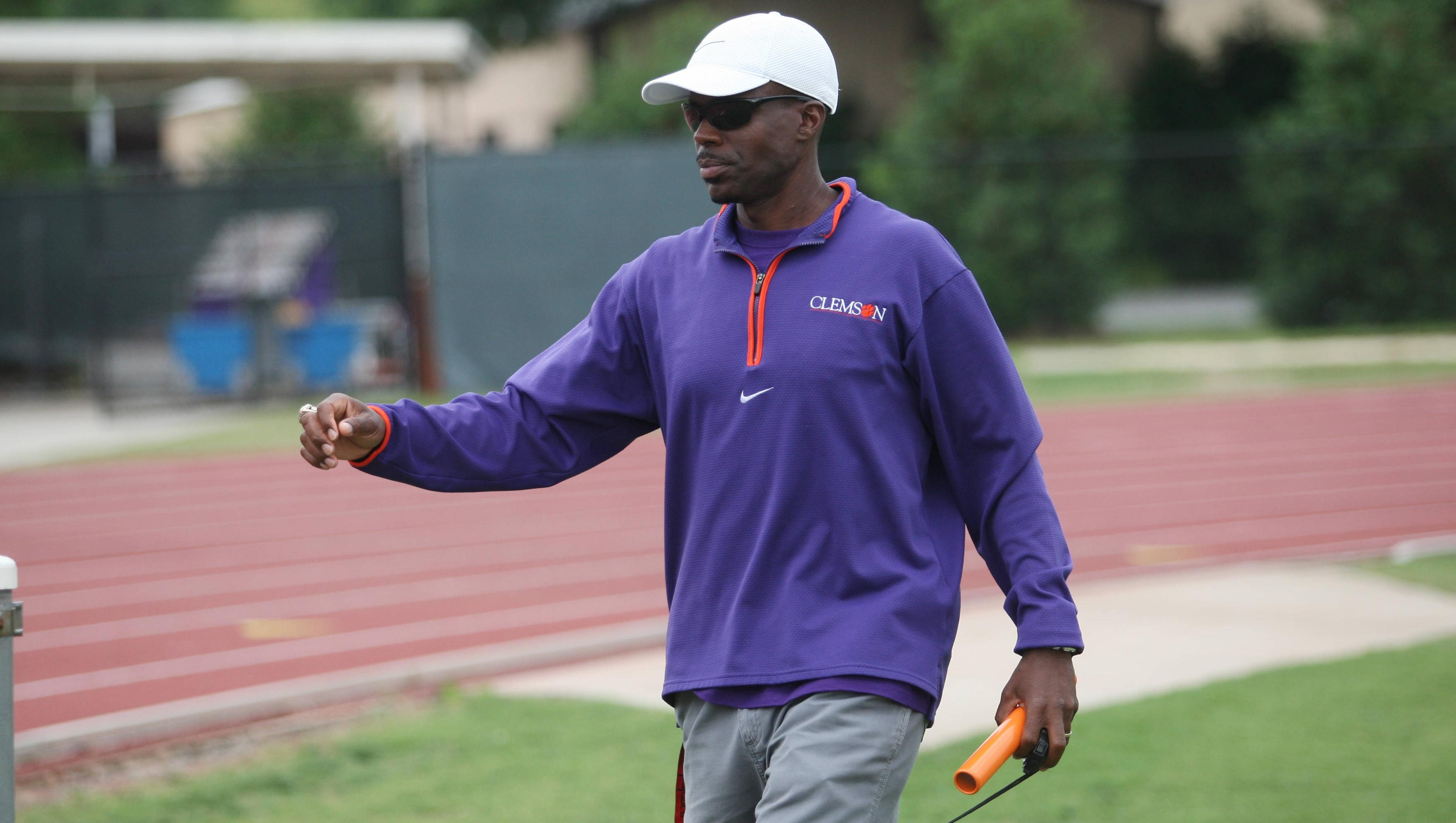 Johnson Announces Changes to Track & Field, Cross Country Staff