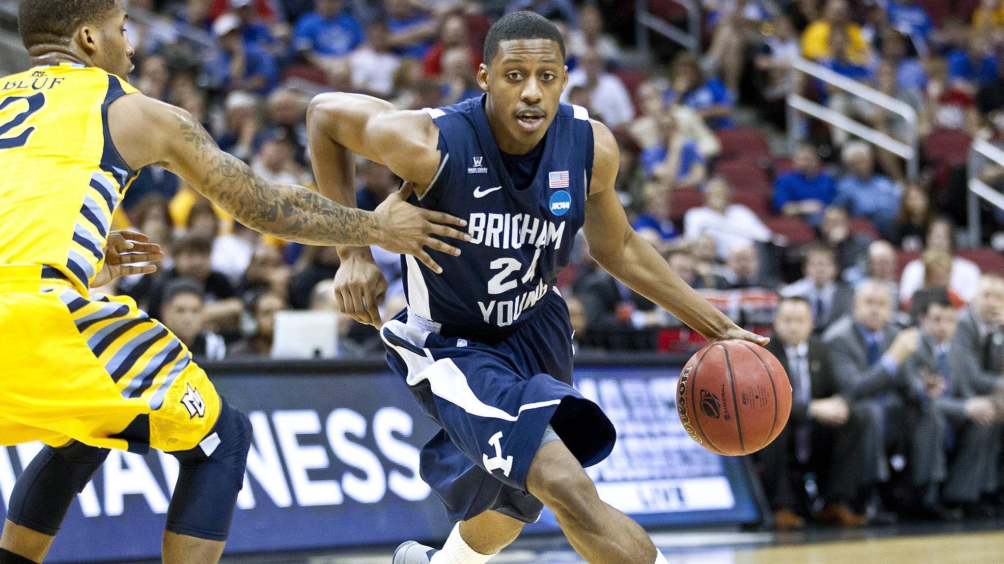 Damarcus Harrison Joins Men?s Basketball Program