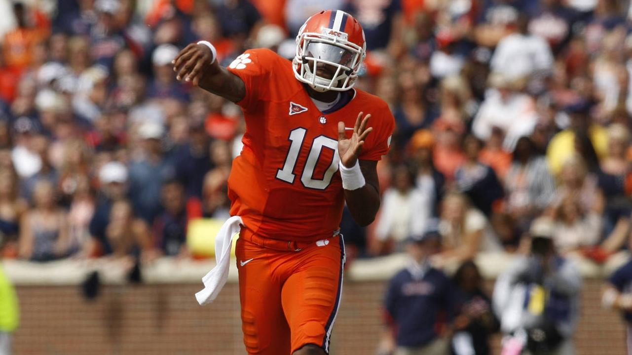Clemson vs. Auburn Football Game Notes