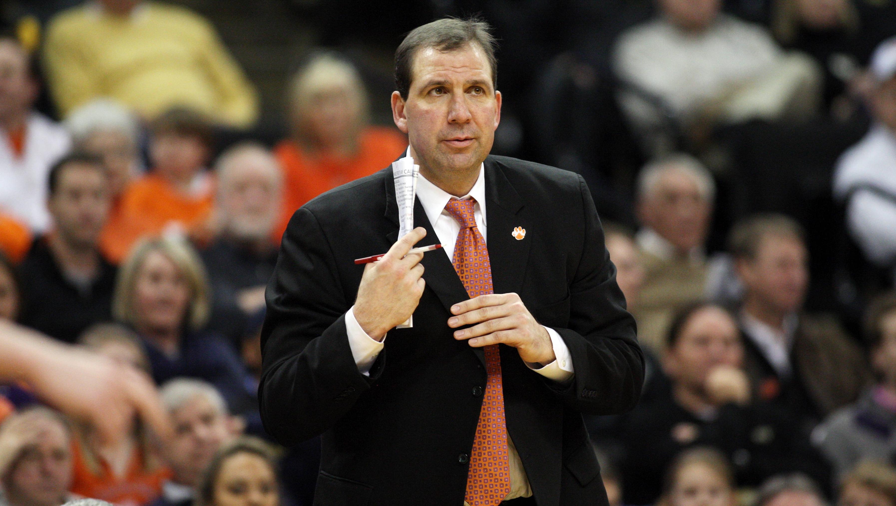 Winiecki Named Associate Head Coach for Clemson Men's Basketball