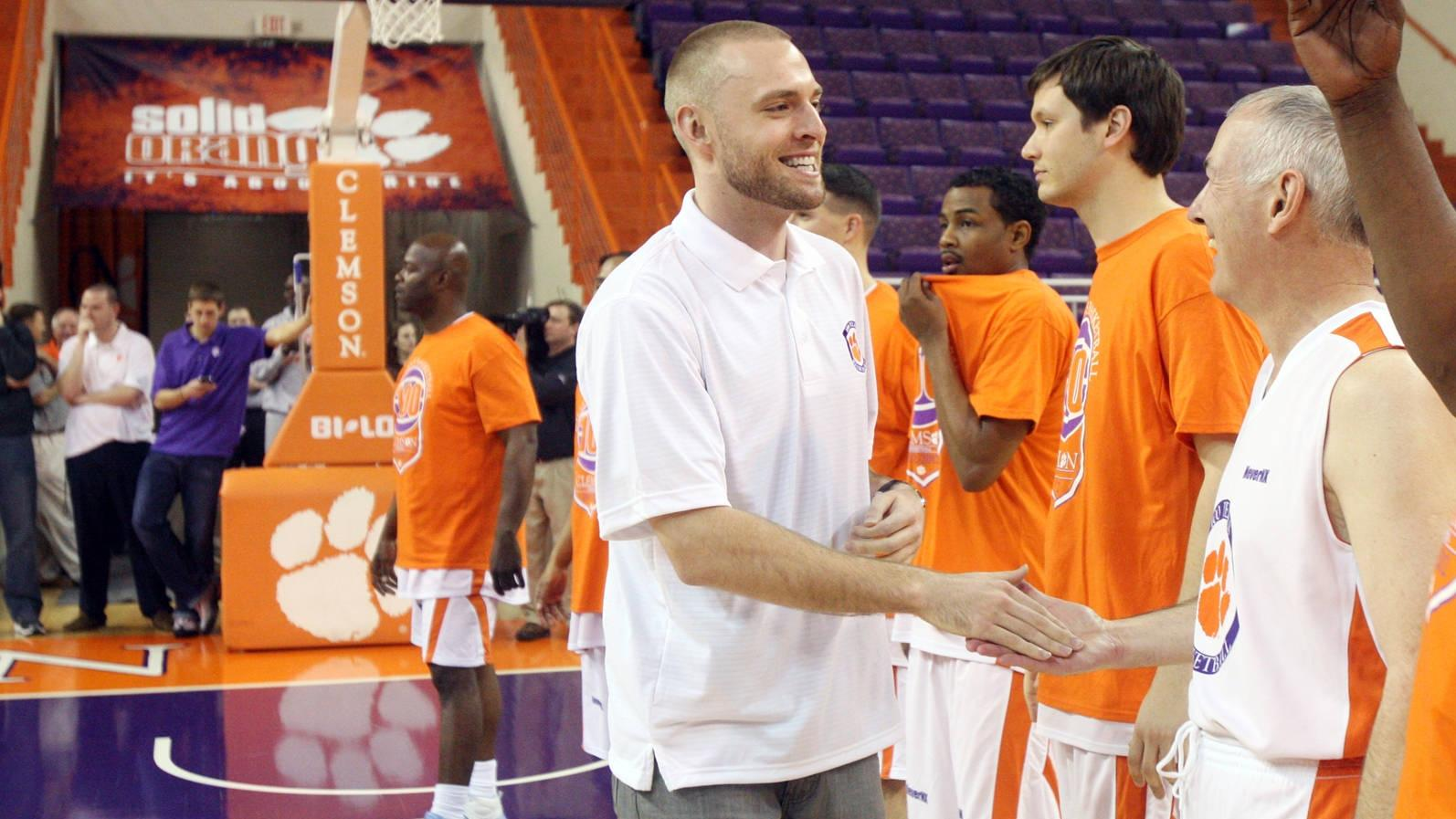 Baize Named Men's Basketball Graduate Manager