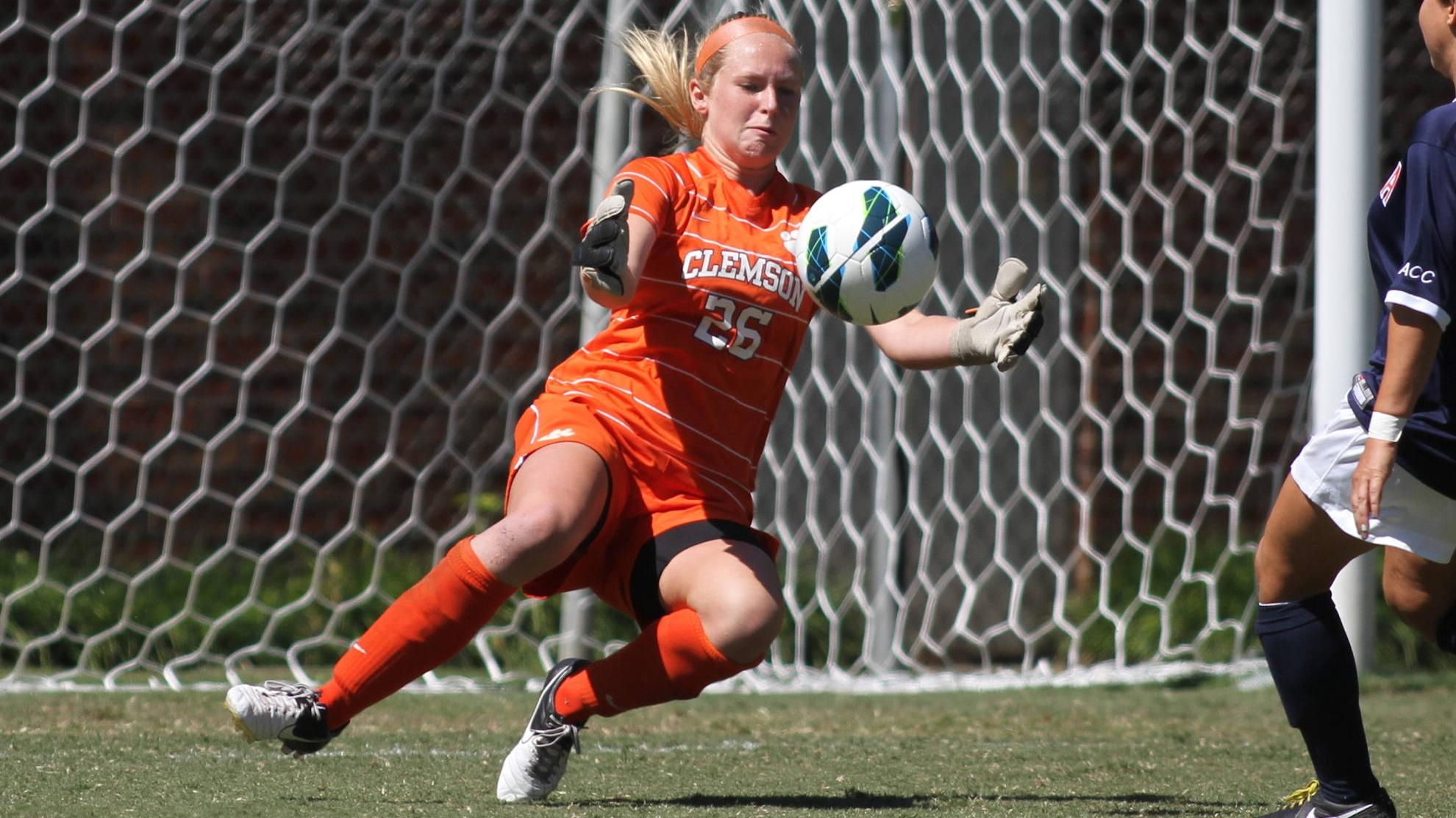 Tigers Drop 1-0 Decision to Fifth-Ranked Virginia Sunday