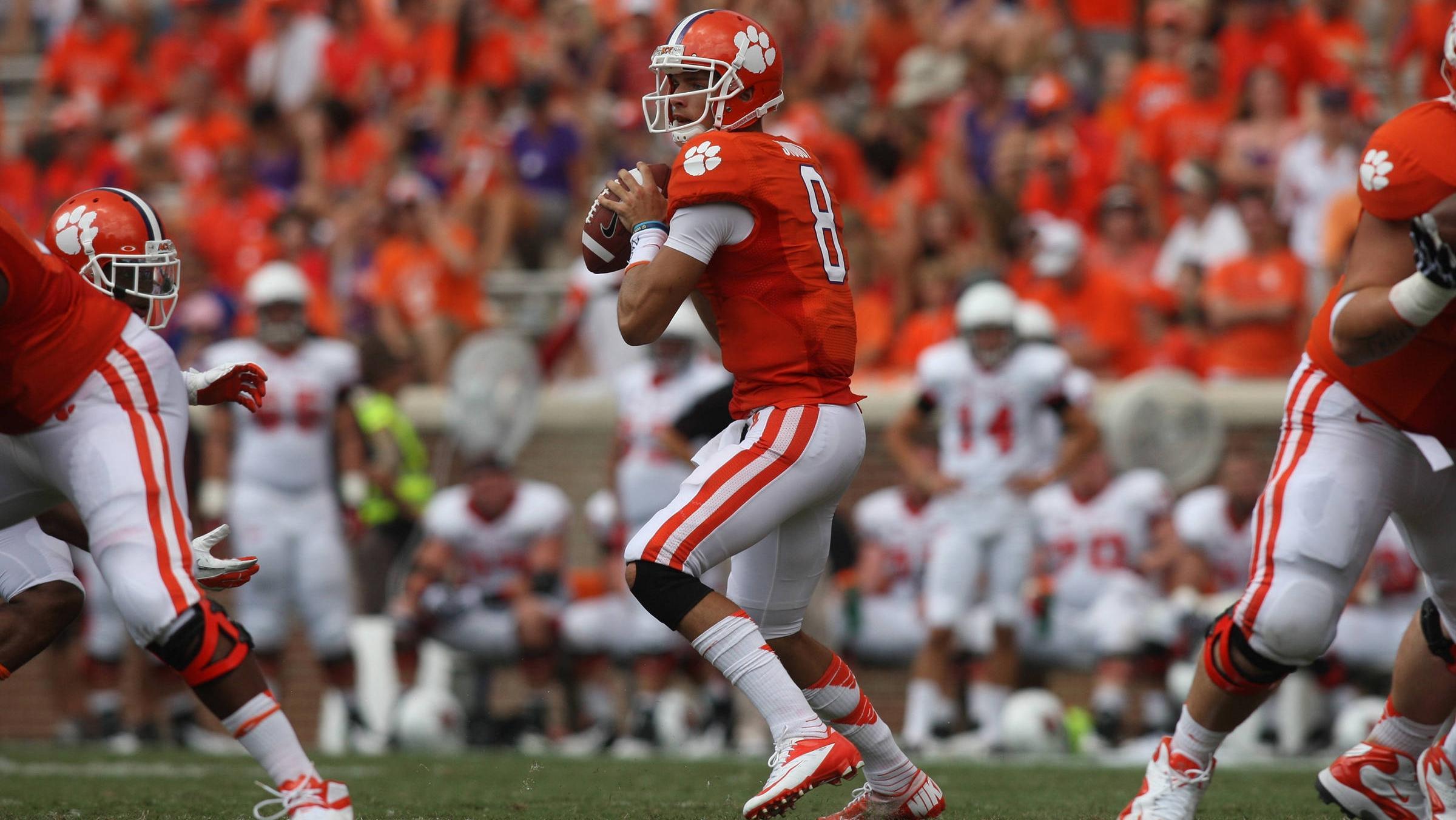 Clemson Football Video Report: Quarterback Cole Stoudt