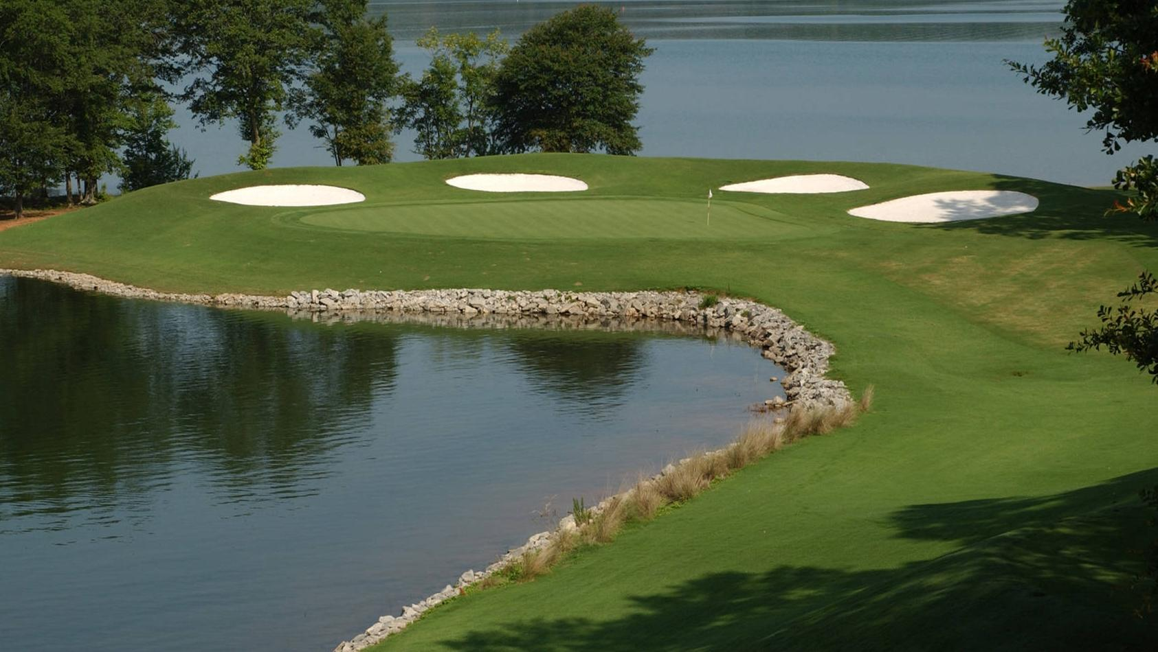 Clemson's Walker Course Ranked Among Top Nine College Courses