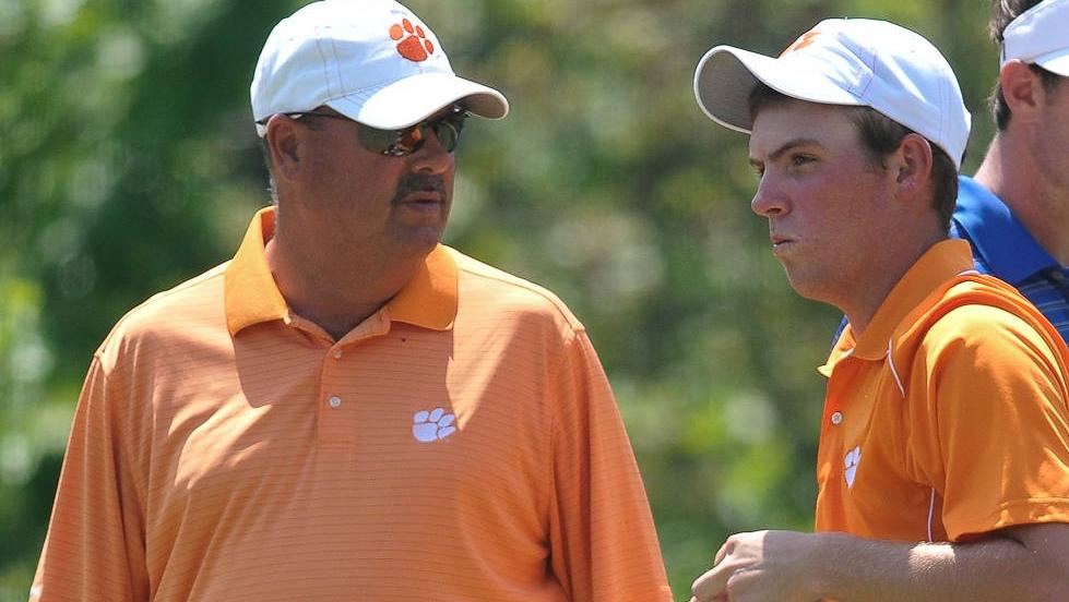 Clemson in Eighth Place at Carpet Classic