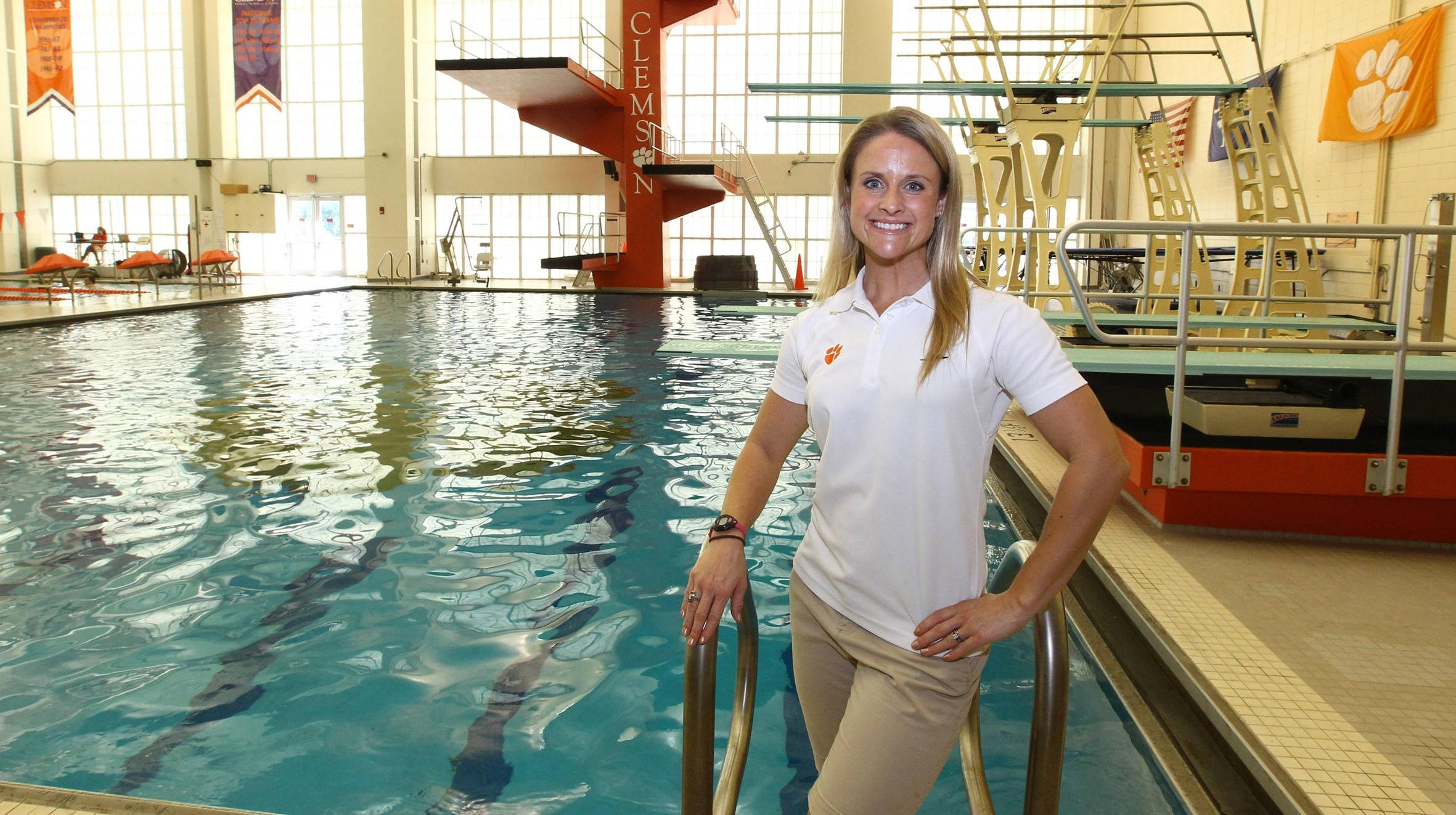 Clemson Women?s Diving Team Honored by the CSCAA