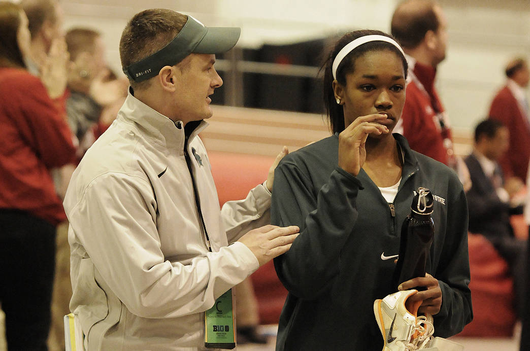 Chris Bostwick Named Assistant Coach with Clemson Track & Field