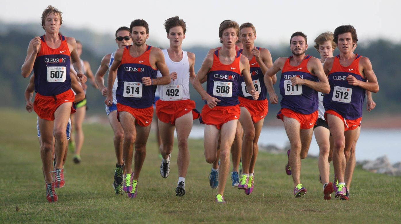 Cross Country Teams to Compete in Charlotte Invitational Friday