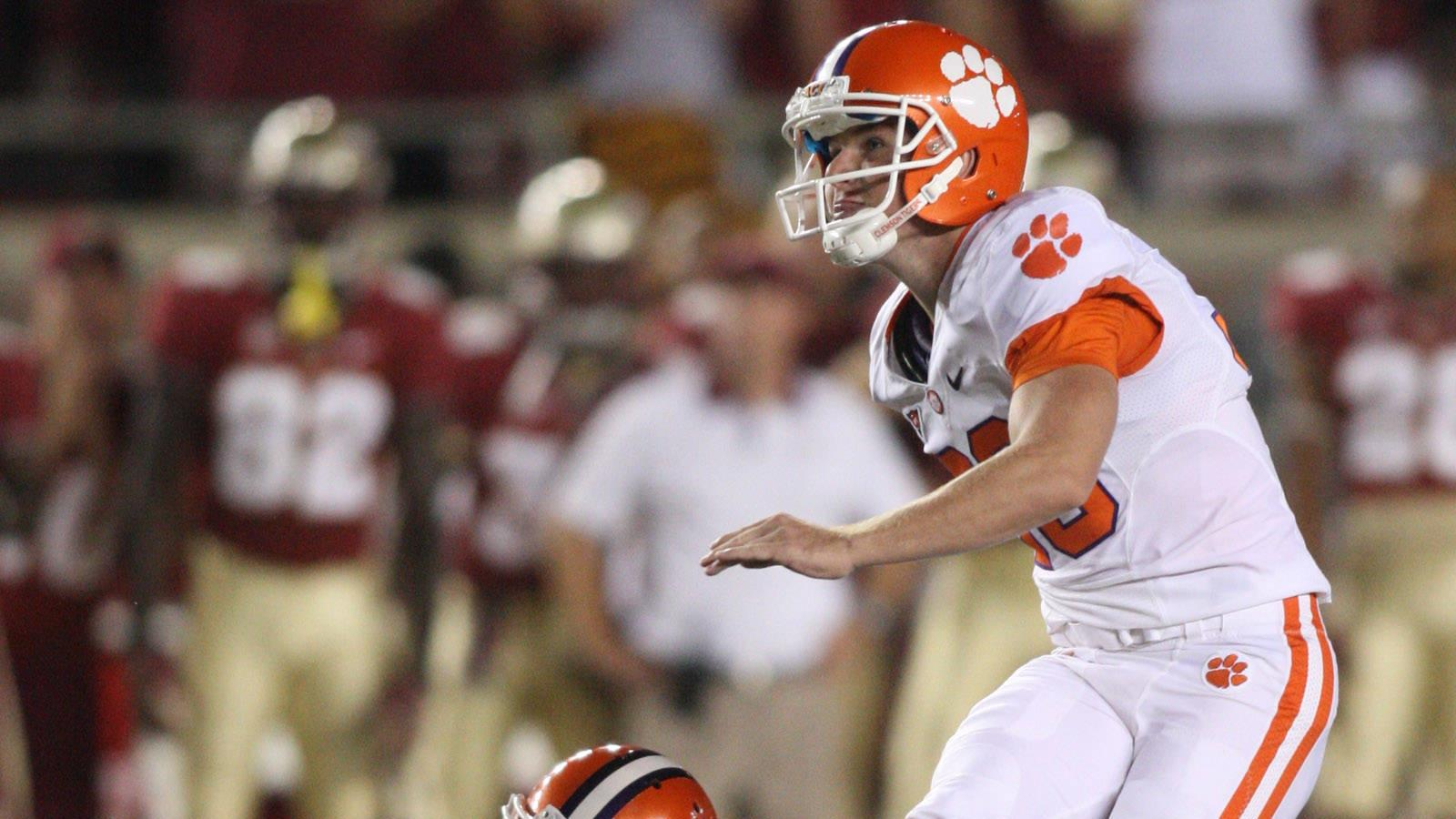Clemson Football Video Report: Chandler Catanzaro