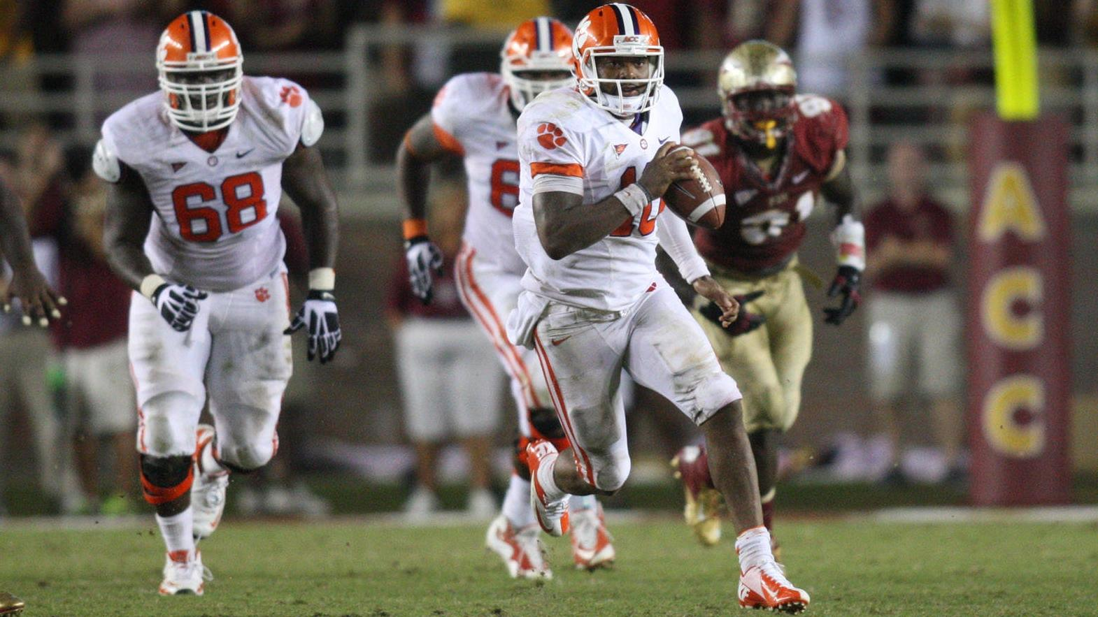 Exclusive: Boyd Rallies Tiger Troops Ahead of BC Game