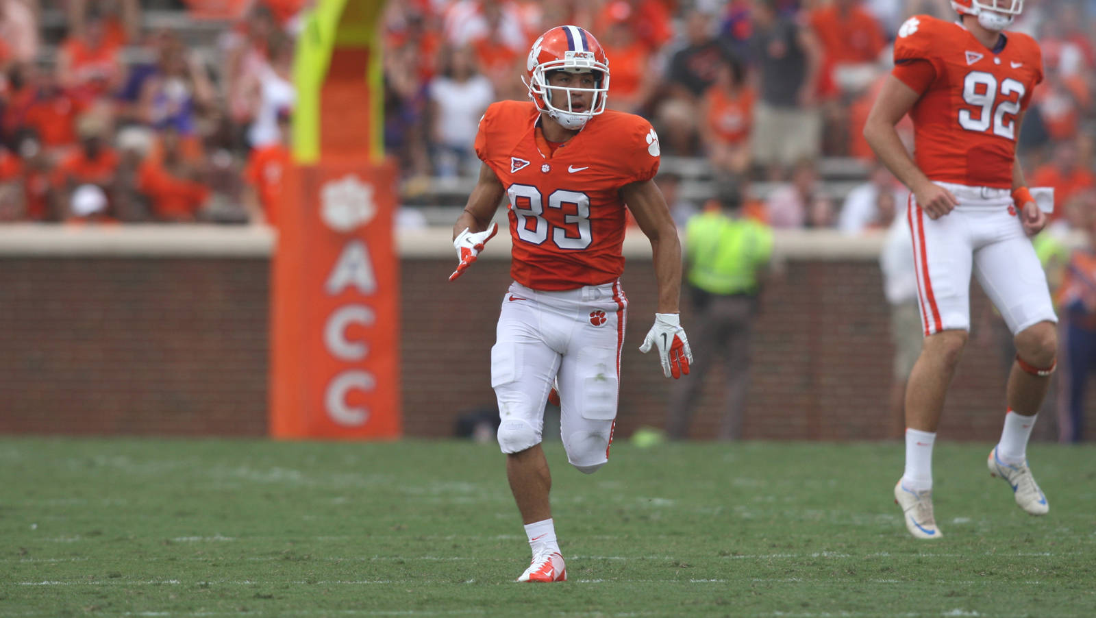 Rodriguez Nominated for Discover Orange Bowl-FWAA Courage Award