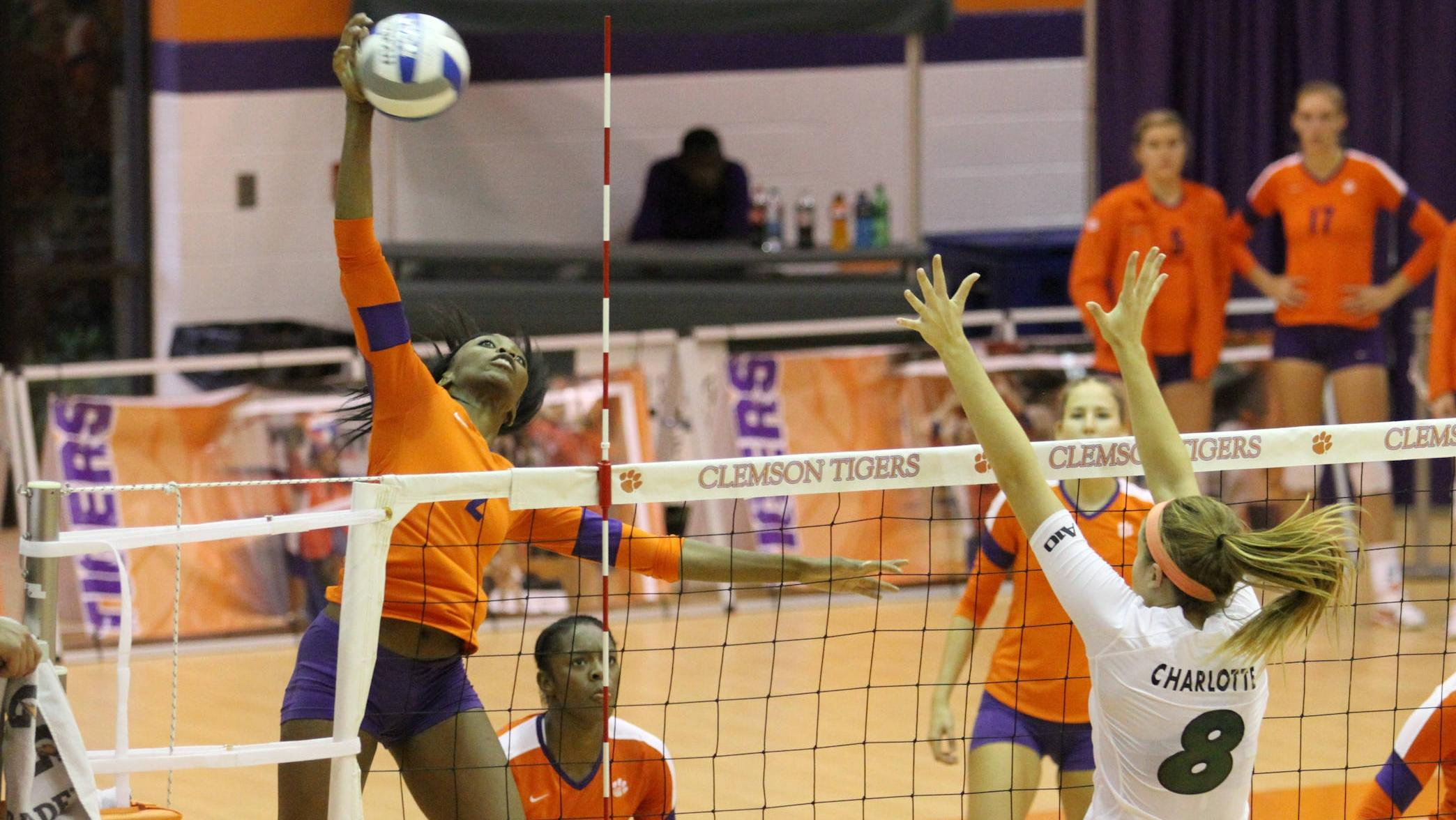Clemson Falls at NC State on Saturday