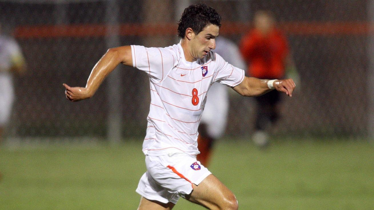 Clemson Men's Soccer to Face Wofford in Exhibition Action Wednesday