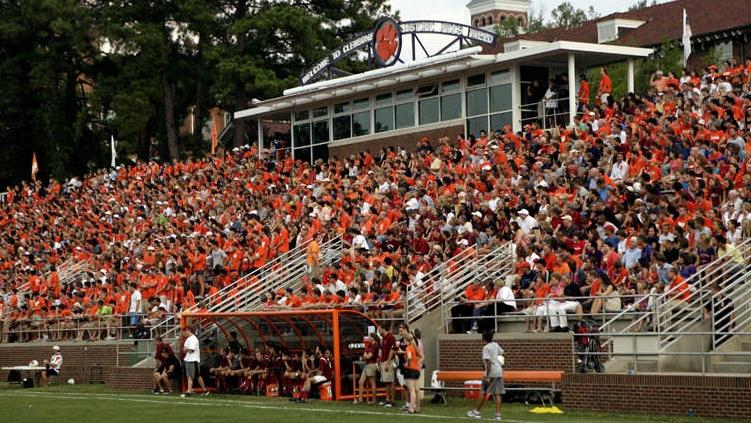 Clemson Will Play Host to Wake Forest Friday Night